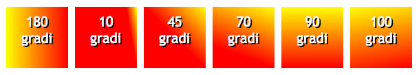 linear gradient css3