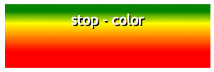 gradient css3 stop-color